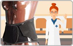 腰痛ベルト、膝サポーター、足首サポーター、骨盤ベルトを使った痛みの治療ならコルセットミュージアム
